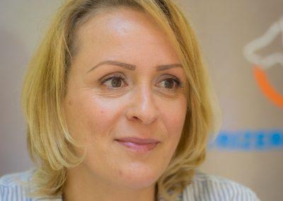 Elena Negoita - receptie