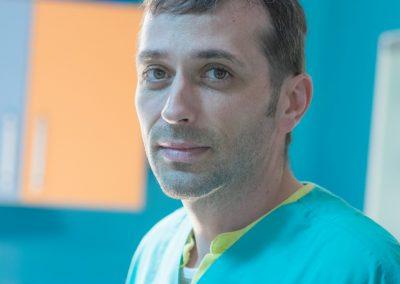 Mihai Rolea - asistent veterinar